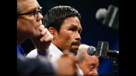Manny Pacquiao: Analizan sancionarlo por no reportar lesión en el hombro