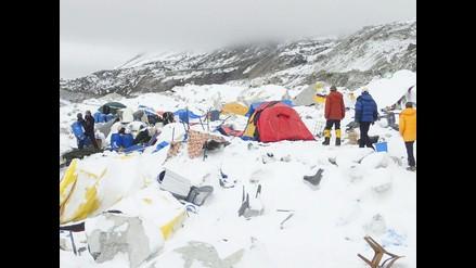 Montañista peruano Víctor Rímac: Una roca me salvó del terremoto en Nepal