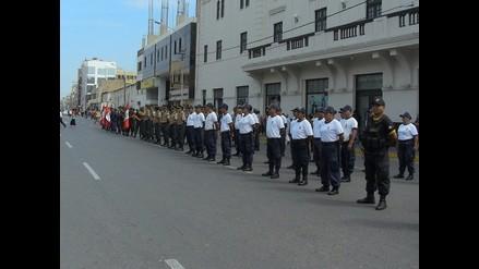 Chiclayo: municipio y PNP inician trabajo de patrullaje integrado