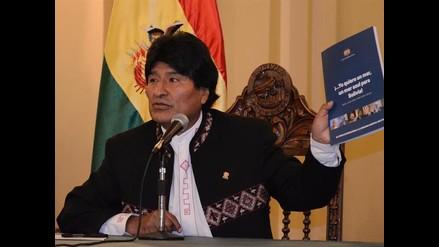 Evo Morales: Bolivia está