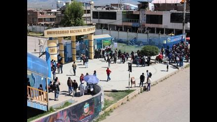 Huancayo: Federación de estudiantes en contra de toma de local