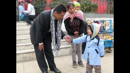 Huancayo: colegios no cumplen disposición contra el friaje