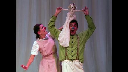 'Plop y Flyn': regresa la obra teatral para los más pequeños
