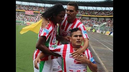 Sport Loreto venció 2-1 a UTC y consiguió primer triunfo en Torneo Apertura