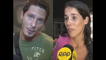 Cristian Rivero y Gianella Neyra confirman que serán padres