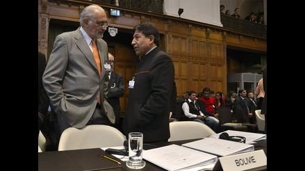 Bolivia pide en la CIJ