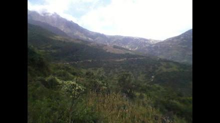 Lambayeque: rehabilitarán vías destruidas en el distrito de Incahuasi