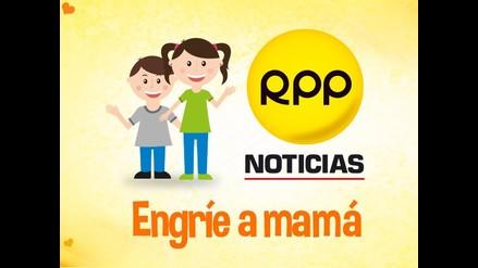 En el mes de mayo RPP Noticias engríe a mamá