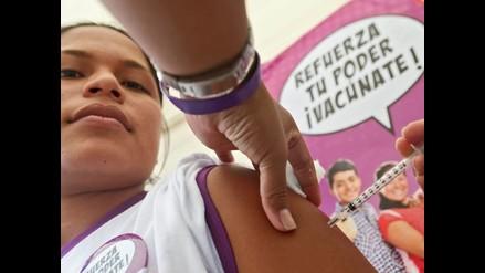 Peruanos deben recibir 15 vacunas en promedio durante su vida