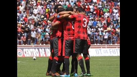 Melgar goléo 3-0 a León de Huánuco en segunda fecha del Torneo Apertura