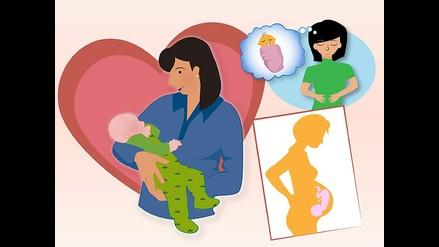 Día de la Madre: Sigue estos consejos para llevar un embarazo saludable