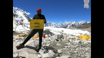 Volvió a Lima montañista que sobrevivió al terremoto en Nepal