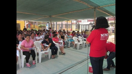 Chiclayo: internas del penal presentan su disco en el día de la madre