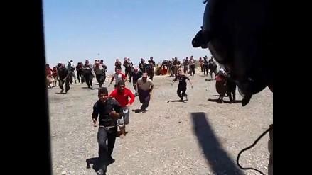 Diez muertos en atentados contra las fuerzas iraquíes y combates en Saladino