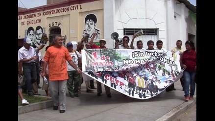 Piura: moradores protestan por venta de terrenos en litigio