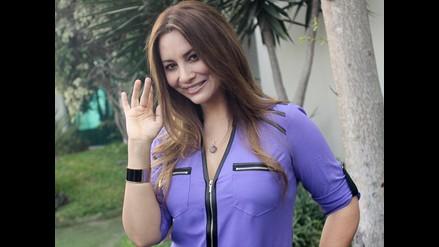 Myriam Hernandez: 'Don Francisco' va a sorprendernos