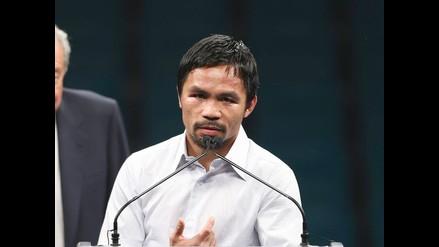 Manny Pacquiao fue operado con éxito en Los Ángeles
