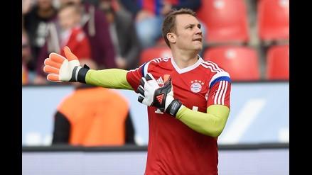 Bayern Munich: Manuel Neuer y una tierna cábala con su oso de peluche