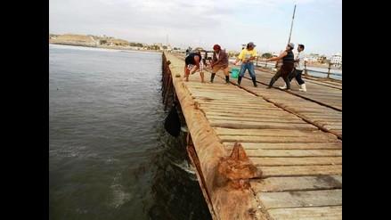 Pacasmayo: equipo de Fuerza Aérea apoyará a pescadores artesanales