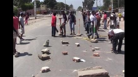 Chiclayo: detenidos, bombas y bloqueo en huelga de azucareros