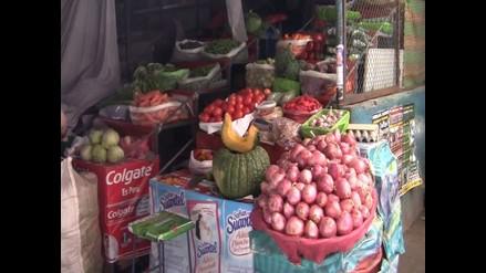 Arequipa: precio de verduras se incrementa por paro en Islay