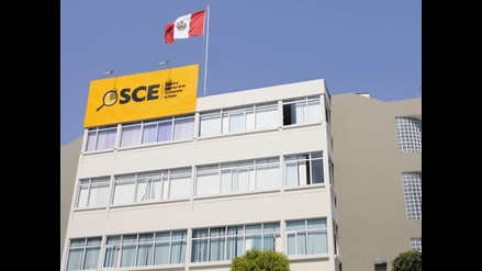 OSCE inhabilitó a 8 proveedores para contratar con el Estado