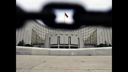 Banco Central: China no necesita alivio cuantitativo