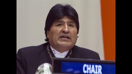 Morales insta a juez de la CIJ inhibirse a demanda contra Chile