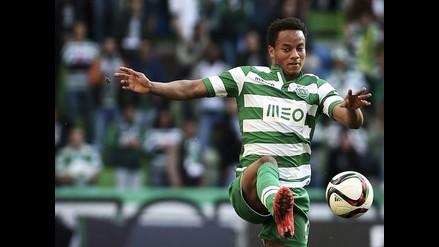 Andre Carrillo: Representante señaló que quiere jugar en la Premier League