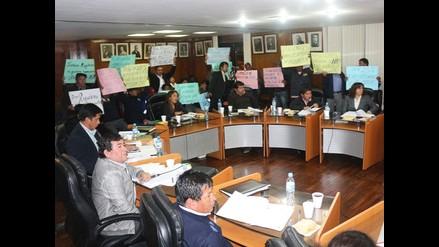 Concejo Municipal del Cusco cuestiona creación de región Vraem