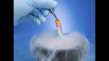 Crioconservación, la polémica opción de congelar embriones