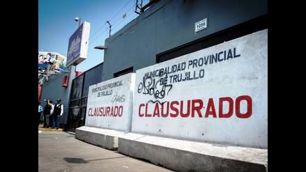 Trujillo: clausuran temporalmente discoteca