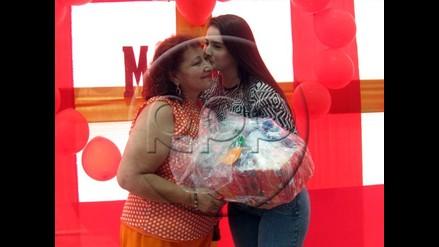 Chiclayo: Katiuskha pidió perdón a su mamá Norma Muro en penal