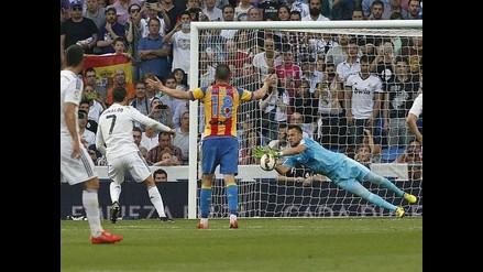 Real Madrid vs. Valencia: Merengues igualaron 2-2 y le dicen adiós al título