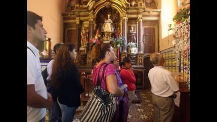 Iglesias ayacuchanas celebran misas por el Día de la Madre