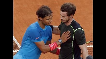 Andy Murray derrota a Rafael Nadal en la final del Masters 1000 de Madrid