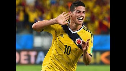Copa América: James Rodríguez y Falcao lideran la lista de 30 de Colombia