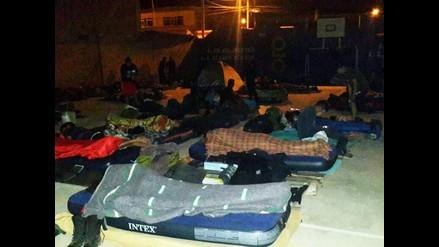 Cusco: 200 policías retornaron tras cubrir comisión en Tía María