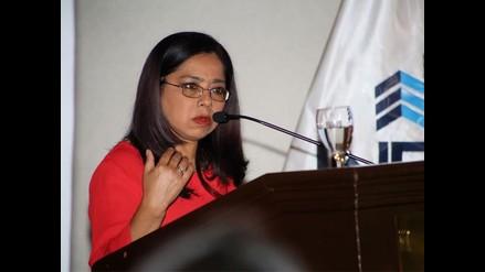 Ministra de la Mujer: Archivar caso de Magaly Solier sería lamentable