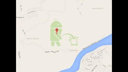 Google Maps cierra su editor después de la polémica con logo de Apple