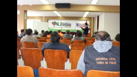 Junín: solo cuatro de nueve municipios se reúnen con Defensa Civil