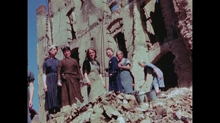 Youtube: vídeo muestra una devastada Berlín tras la Segunda Guerra Mundial