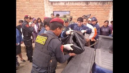 Cajamarca: dos muertos deja accidente de tránsito en Matara