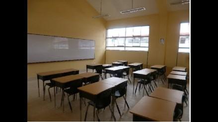 Arequipa: suspenden labores escolares por paro antiminero de 72 horas