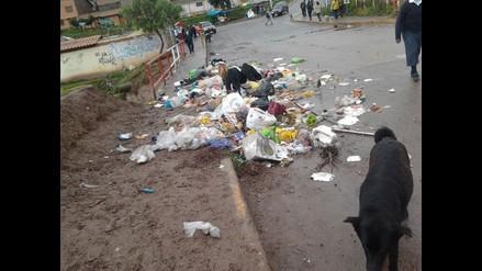 Cusco puede ser declarado en emergencia por recojo de basura