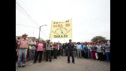 Arequipa: mercados cerrados en Majes por paro regional