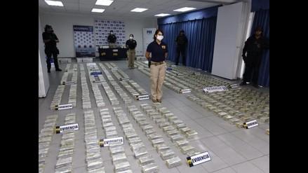 Chile: decomisan 822 kilos de cocaína procedente de Bolivia