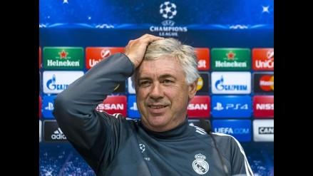 Ancelotti sobre agente de Bale: Habla demasiado. Quedarse mudo era mejor