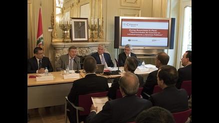 Presentan proyectos APP en Transportes, Salud y Energía en España