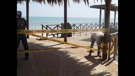 Continúa alerta por oleajes anómalos en litoral de Piura